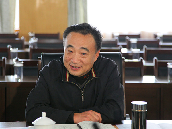 赵凌云专题调研甘南州文化广播新闻出版工作