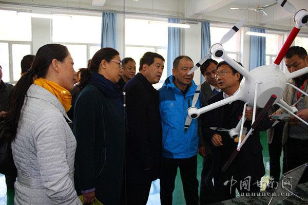 合作市党政考察团赴天津市考察学习