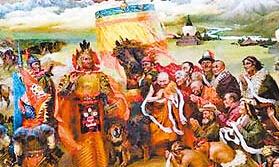 《格萨尔》:从黄河首曲大草原流淌出的英雄史诗