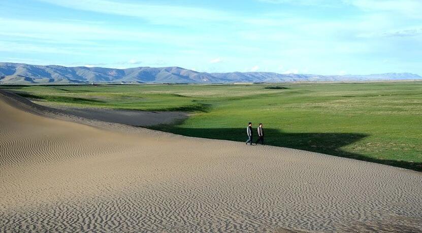玛曲:不再孤单的草原治沙人