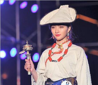 中国首届藏模大赛(组图四)