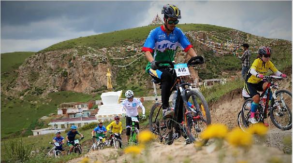 2017甘南藏地传奇自行车赛暨UCC全国业余联赛圆满落下帷幕帷幕