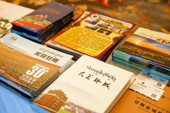 九色甘南香巴拉旅游推介 让上海记住了甘南