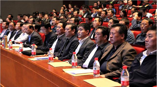 """州委理论中心组成员聆听""""甘南讲堂""""首期专题讲座"""