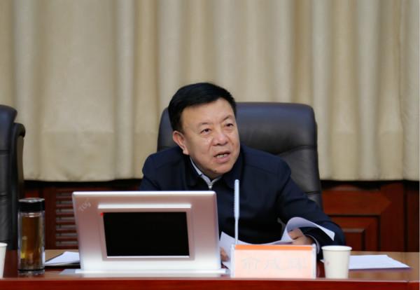 甘南州中央脱贫攻坚专项巡视反馈意见整改工作领导小组会议在合作召开