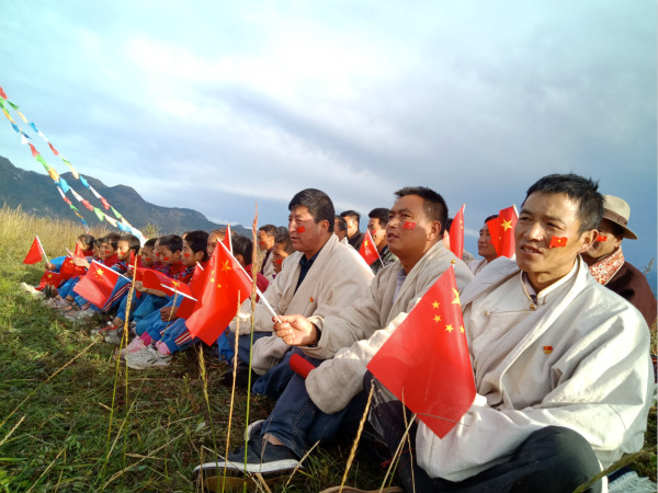 甘南各地庆祝新中国成立70周年系列活动精彩纷呈