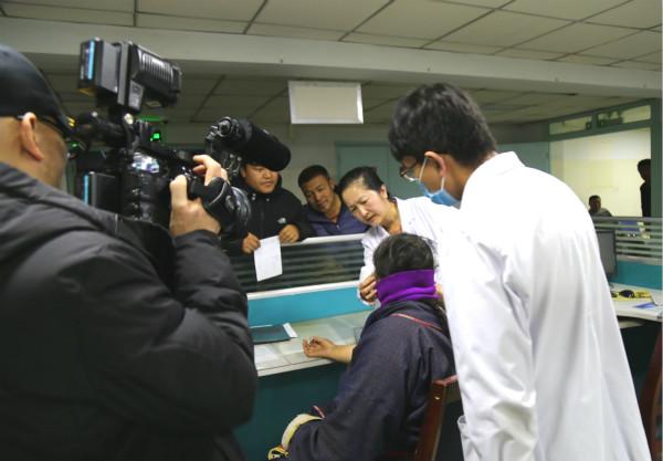 津甘两地记者团深入甘南采访东西部扶贫协作工作