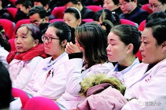 张小娟同志先进事迹报告会在迭部卓尼临潭举行