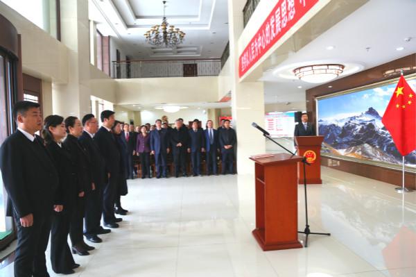甘南州第十六届人大常委会举行第二十五次会议