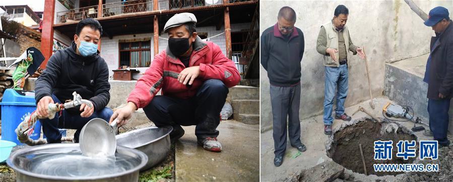 """(脱贫攻坚・图片故事)(7)扶贫相册――藏族村寨的脱贫""""贴心人"""""""