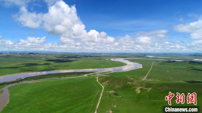 黄河九曲第一湾:以生态保护叩开发展之门