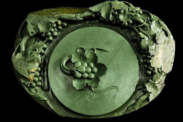 看点丨色绿如诗,质润如玉,这样的洮砚谁见了都想拥有