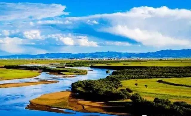 """甘南:环境革命的""""五无""""境界"""